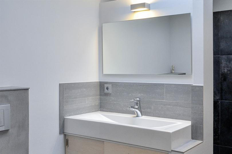 Stukadoor tilburg dex home projects 06 25013707 - Deco kleine badkamer met bad ...