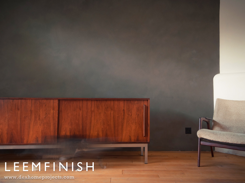 Leemfinish - Dex Home Projects - Stoopen & Meeus - Tierrafino