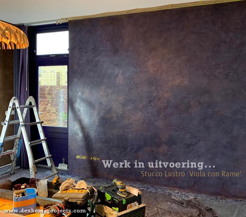 Dex Home Projects - Betonlook